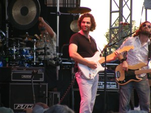 Dweezil Z at the Vibes in 2008