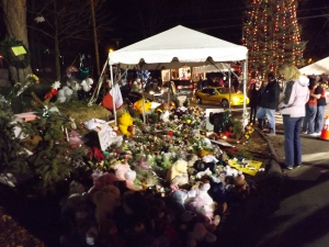 Newtown Memorials
