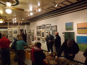 Adirondack Artists Guild Opening - Saranac Lake Winter Carnival