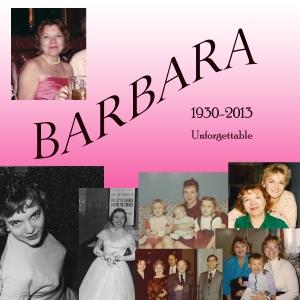 Barbara Peckel Memorial